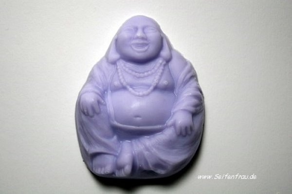 Lavendelseife Buddha