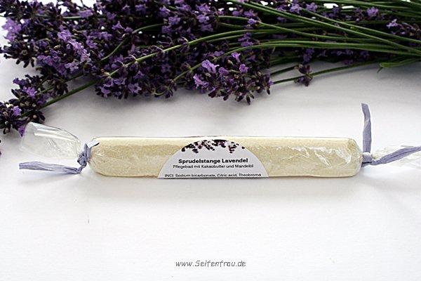 Sprudelstange Lavendel